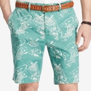 Polo Ralph Lauren Stretch Koi Fish Short Chino 32